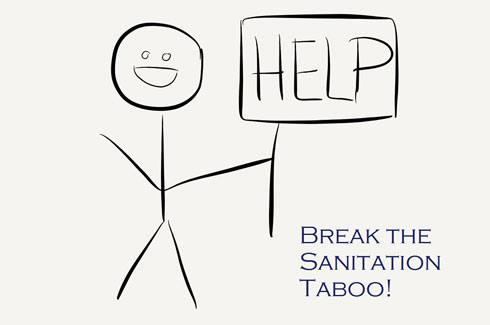 Break the Sanitation Taboo!